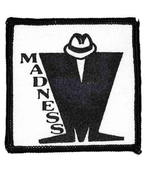 Madness ( マッドネス ) バンドワッペン