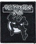 Operation Ivy バンドワッペン Man