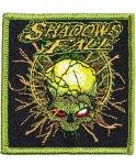 Shadows Fall バンドワッペン Green Skull