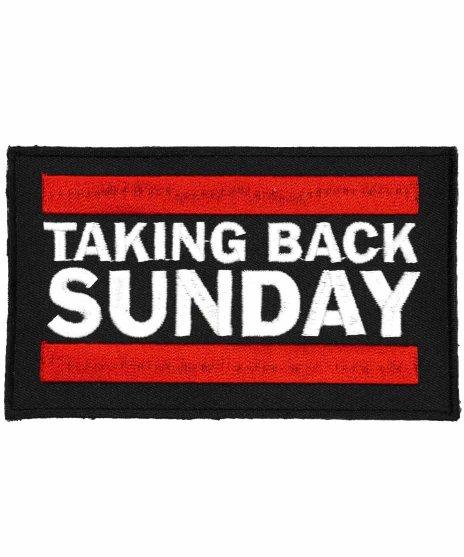 Taking Back Sunday バンドワッペン ロゴ