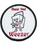 Weezer バンドワッペン Take Out