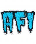 Afi バンドワッペン Logo Embroidered