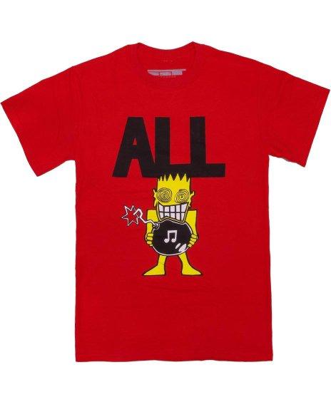 All ( オール ) Tシャツ Allroy Sez