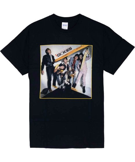 ディッキーズ ( The Dickies ) Tシャツ The Incredible Shrinking