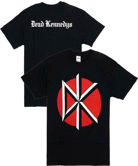 デッド ケネディーズ ( Dead Kennedys ) Tシャツ Dk Logo