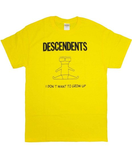 ディセンデンツ ( Descendents ) Tシャツ I Don'T Want To Grow Up