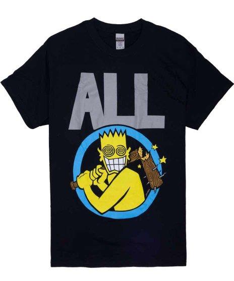 All ( オール ) Tシャツ Allroy Broken Bat Tee