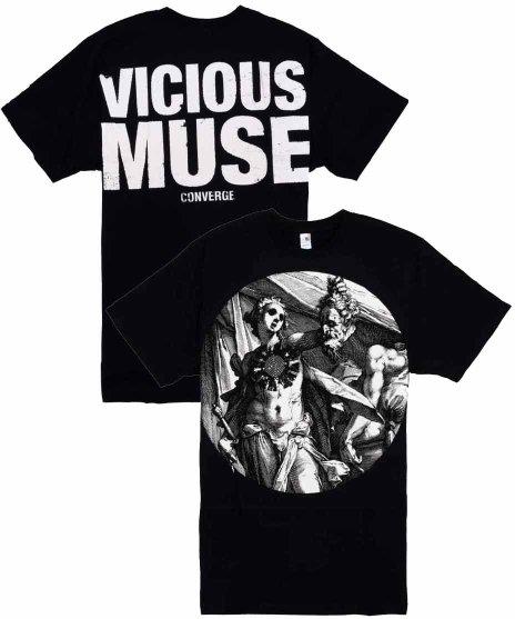 コンバージ ( Converge ) Tシャツ Vicious Muse