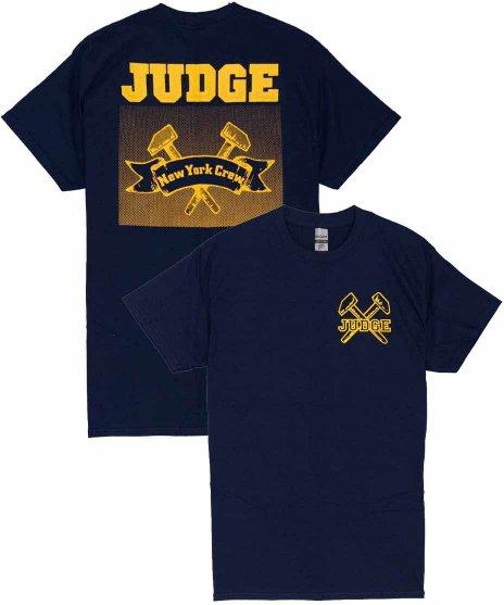 Judge ( ジャッジ ) Tシャツ New York Crew