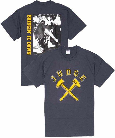 Judge ( ジャッジ ) Tシャツ Arched Logo