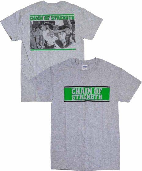 チェーン オブ ストレングス ( Chain Of Strength ) Tシャツ The One Thing That Still Holds True