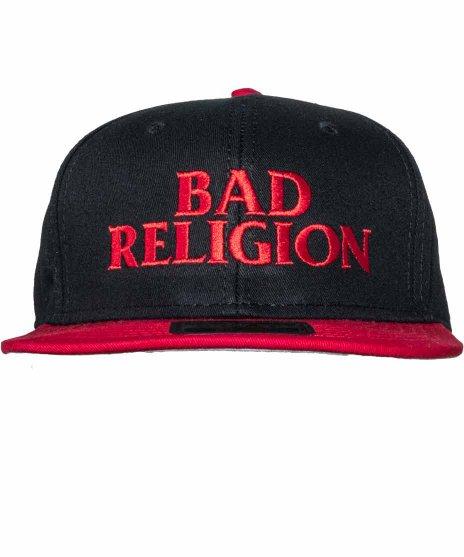 バッド レリジョン ( Bad Religion ) バンドキャップ バンドロゴ