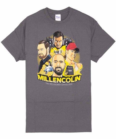 ミレンコリン ( Millencolin ) Tシャツ Connection