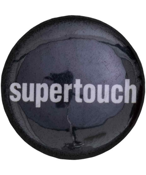 Supertouch バンド缶バッチ Logo