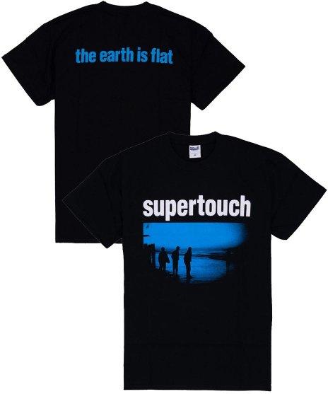 スーパータッチ ( Supertouch ) Tシャツ The Earth Is Flat