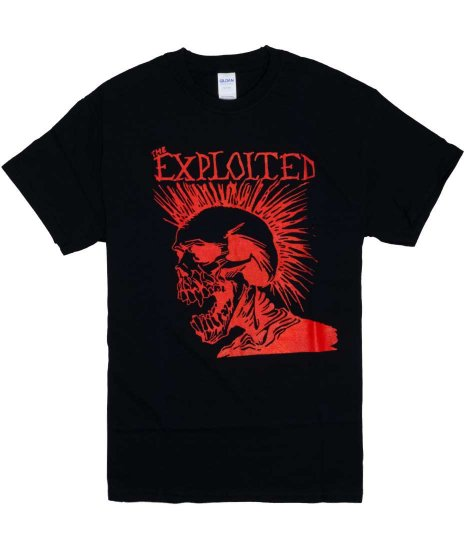 The Exploited ( エクスプロイテッド ) Tシャツ Let's Start A War