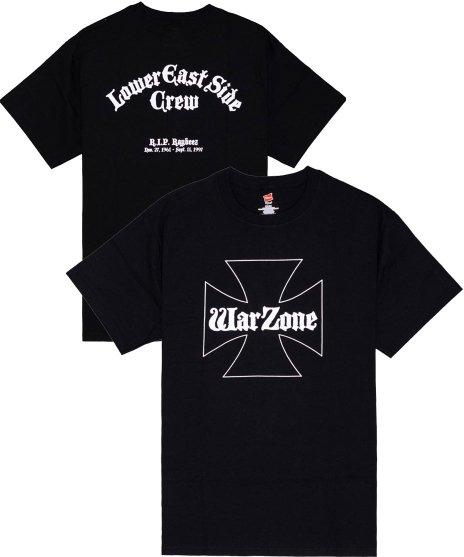 ワーゾーン ( Warzone ) Tシャツ Don'T Forget The Struggle..【ブラック】