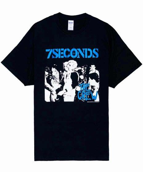 7セカンズ ( 7Seconds ) Tシャツ The Crew