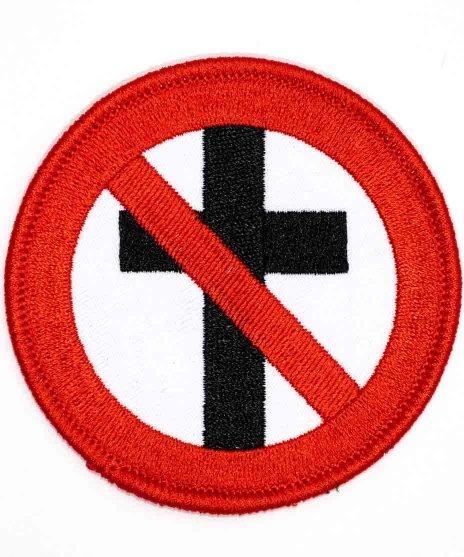 バッド レリジョン ( Bad Religion ) バンドワッペン クロスバスター