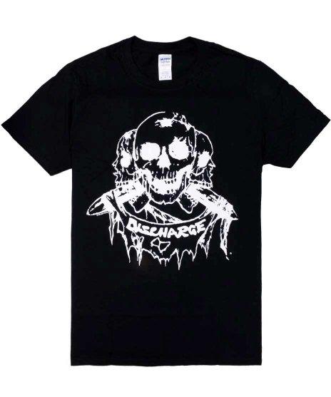 ディスチャージ ( Discharge ) Tシャツ Born