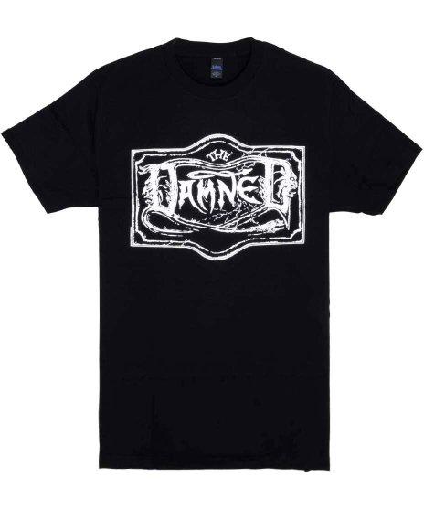 ダムド ( The Damned ) Tシャツ Chiswick Singles