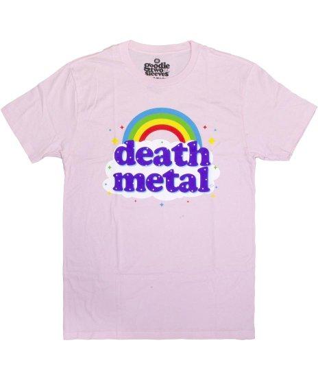 デス メタル ( Death Metal ) Tシャツ レインボー