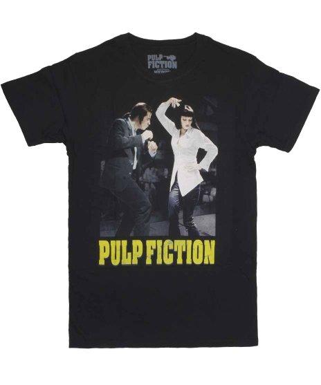 パルプ・フィクション ( Pulp Fiction ) 映画 Tシャツ ダンスオフ