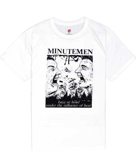 ミニッツメン ( Minutemen ) Tシャツ Buzz Or Howl