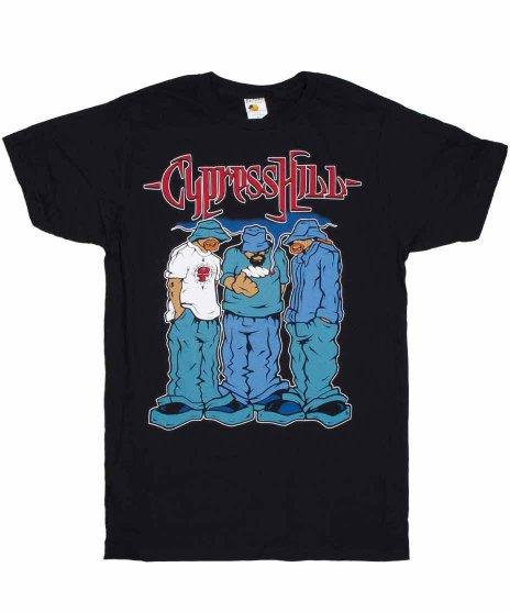 サイプレス ヒル ( Cypress Hill ) Tシャツ Blunted