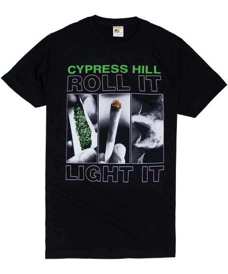サイプレス ヒル ( Cypress Hill ) Tシャツ Roll It Up
