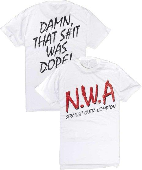 NWA Tシャツ ヴィンテージバンドロゴ