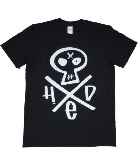 Hed Pe Tシャツ ヘッドスカル