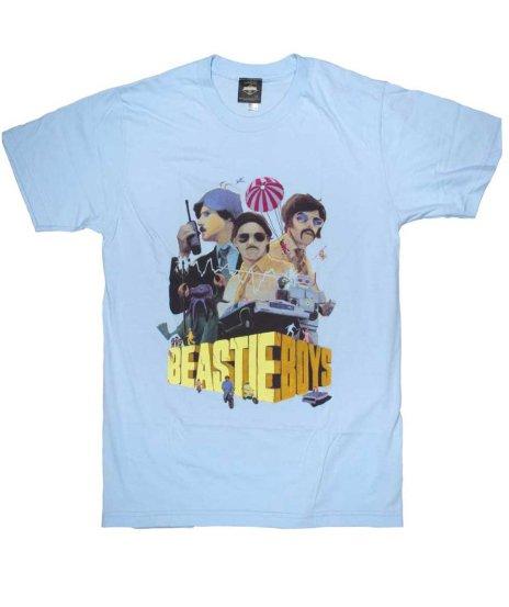 ビースティ ボーイズ ( Beastie Boys ) Tシャツ サボタージュ