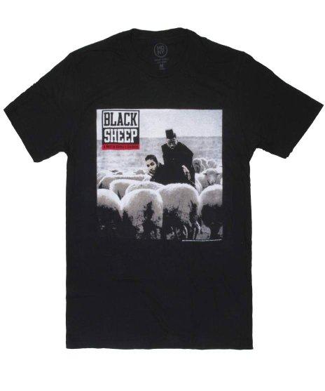 ブラック シープ ( Black Sheep ) Tシャツ A Wolf In Sheep'S Clothing