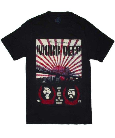 モブ ディープ ( MOBB DEEP ) Tシャツ Sunbridge