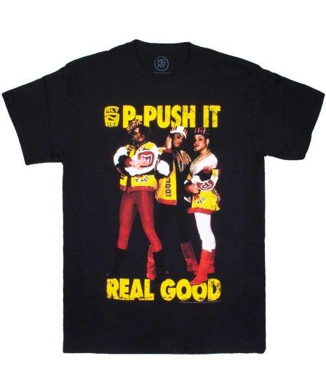 ソルト・ン・ペパー ( Salt N Pepa ) Tシャツ P-Push It
