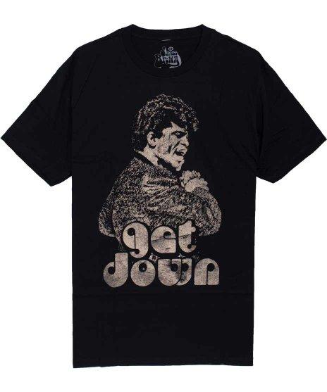 ジェームス ブラウン ( James Brown ) Tシャツ Get Down
