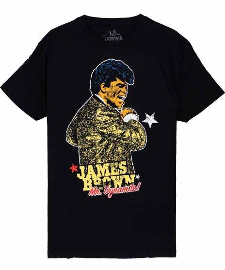 ジェームス ブラウン ( James Brown ) Tシャツ ミスターダイナマイト