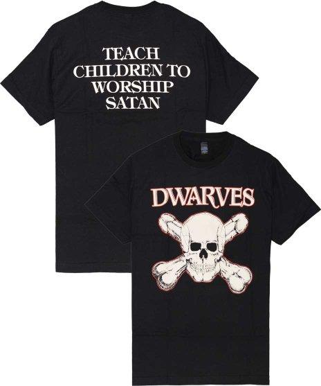 ドワーブス ( Dwarves ) Tシャツ Teach Children