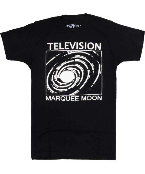 テレヴィジョン ( Television ) Tシャツ Marquee Moon