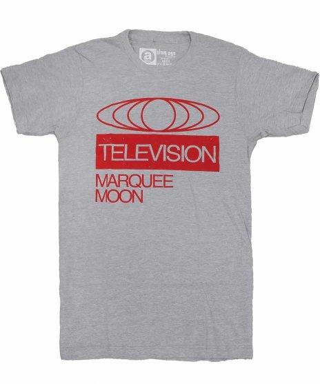 テレヴィジョン ( Television ) Tシャツ Marquee Moon Glove