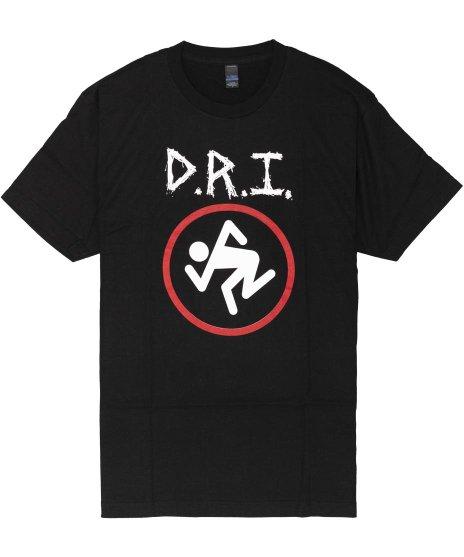 DRI Tシャツ Skanking ロゴ