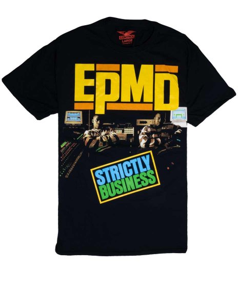 Epmd Tシャツ Strictly Business