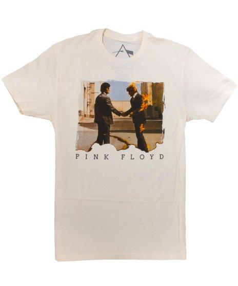 ピンク フロイド ( Pink Floyd ) Tシャツ Wish You Were Here