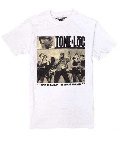 トーン ロック ( Tone Loc ) Tシャツ Wild Thing