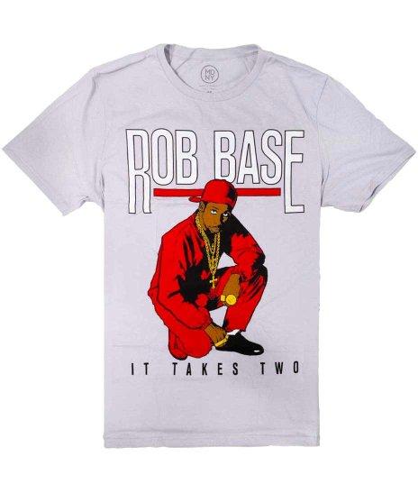 ロブ ベース ( Rob Base ) Tシャツ Cartoon