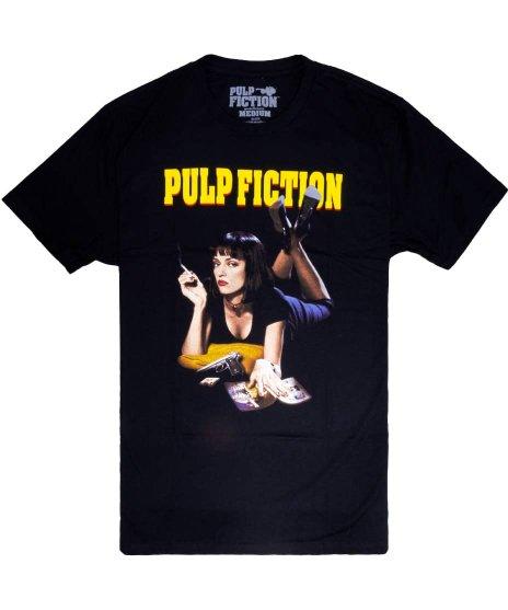 パルプ・フィクション ( Pulp Fiction ) 映画 Tシャツ ミア ( MIA )