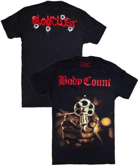 ボディー カウント ( Body Count ) Tシャツ KILLER LP
