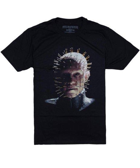 Hellraiser ( ヘルレイザー ) 映画 Tシャツ ピンヘッド