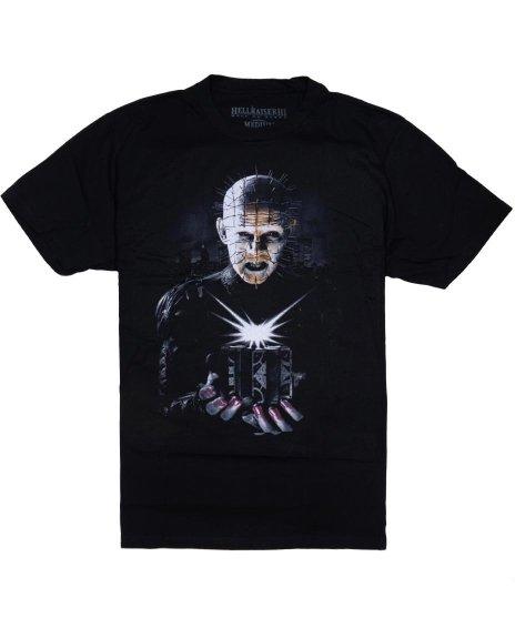 Hellraiser ( ヘルレイザー ) 映画 Tシャツ パズルボックス